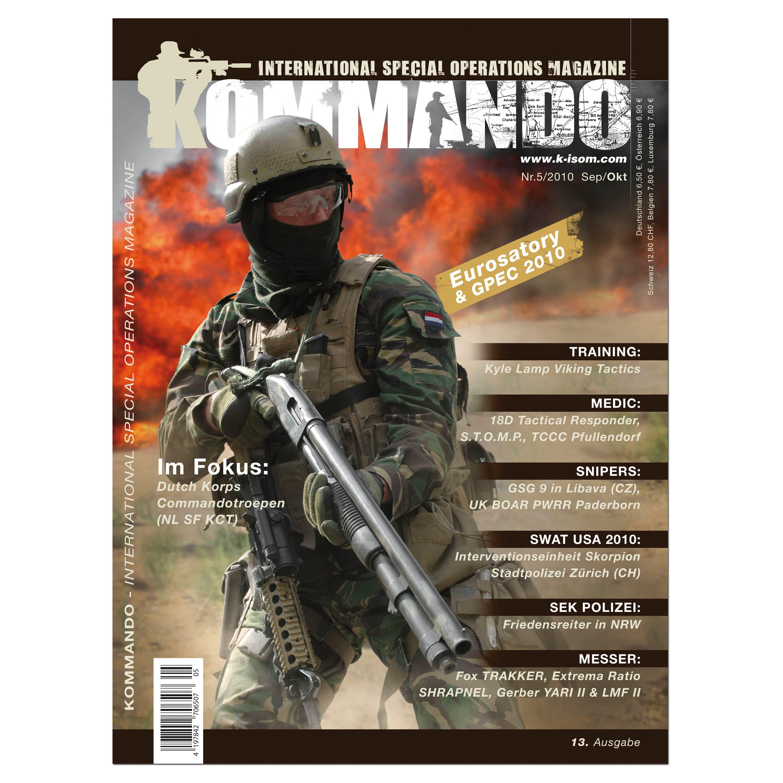 Kommando Magazin K-ISOM Ausgabe: 13