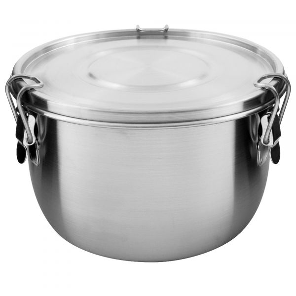 Tatonka Essensbehälter Foodcontainer 1 L stainless steel