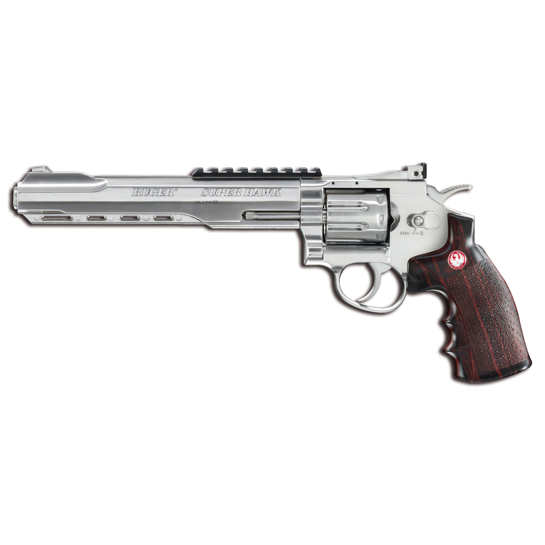Revolver Ruger Super Hawk chrom