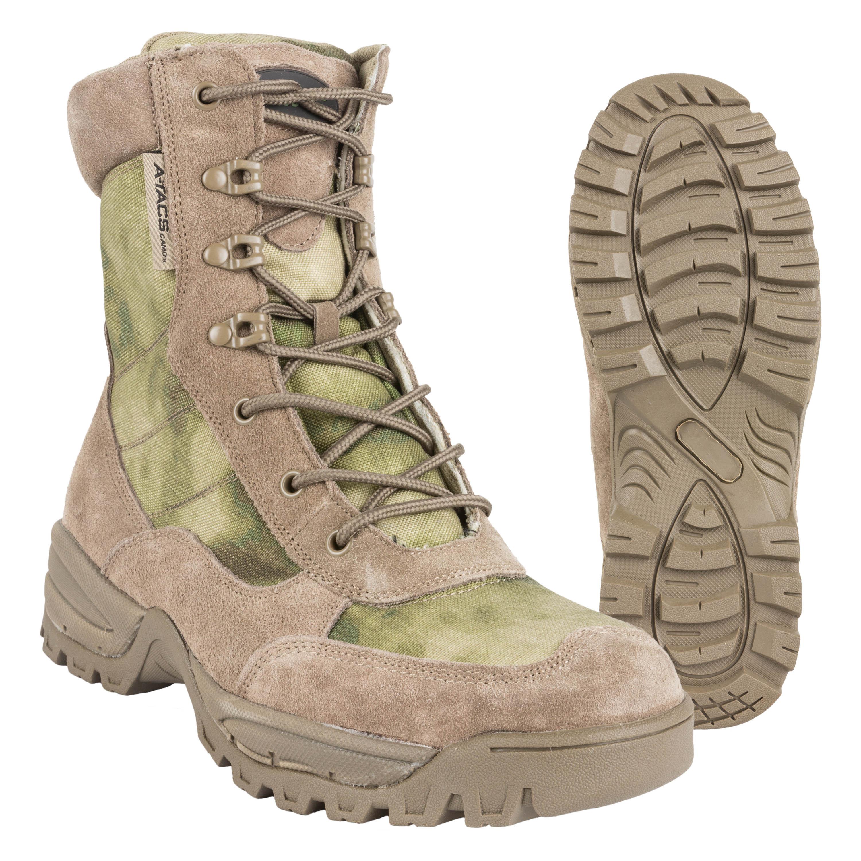 Tactical Boots Zip A-Tac FG