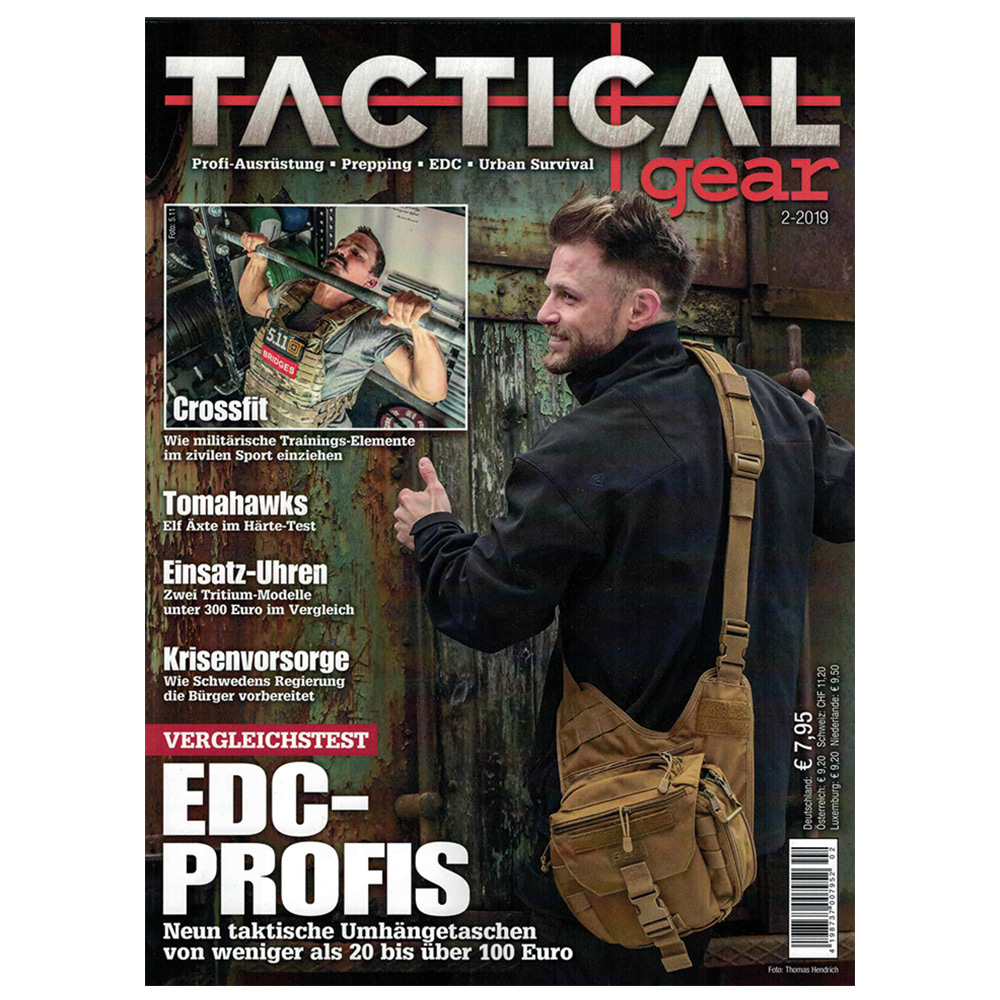 Magazin Tactical Gear 02/2019