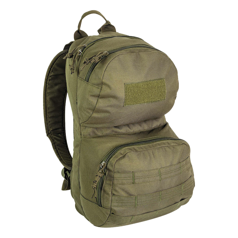 Highlander Rucksack Scout Pack 12 L oliv