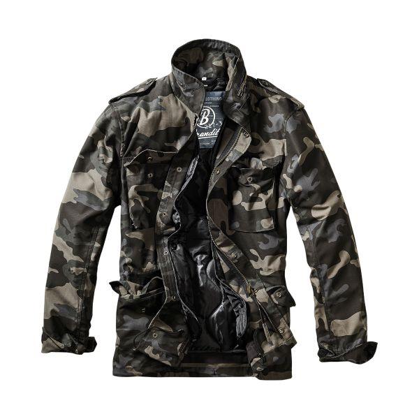 Brandit Jacke M65 Standard darkcamo