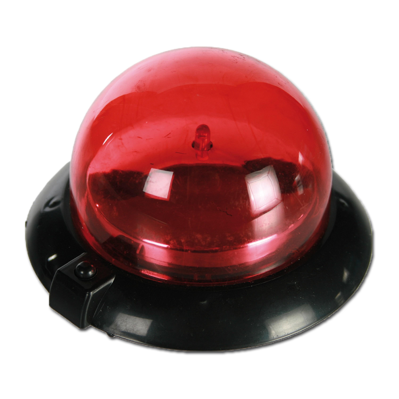 Alarm-Leuchte mit Sirenensound