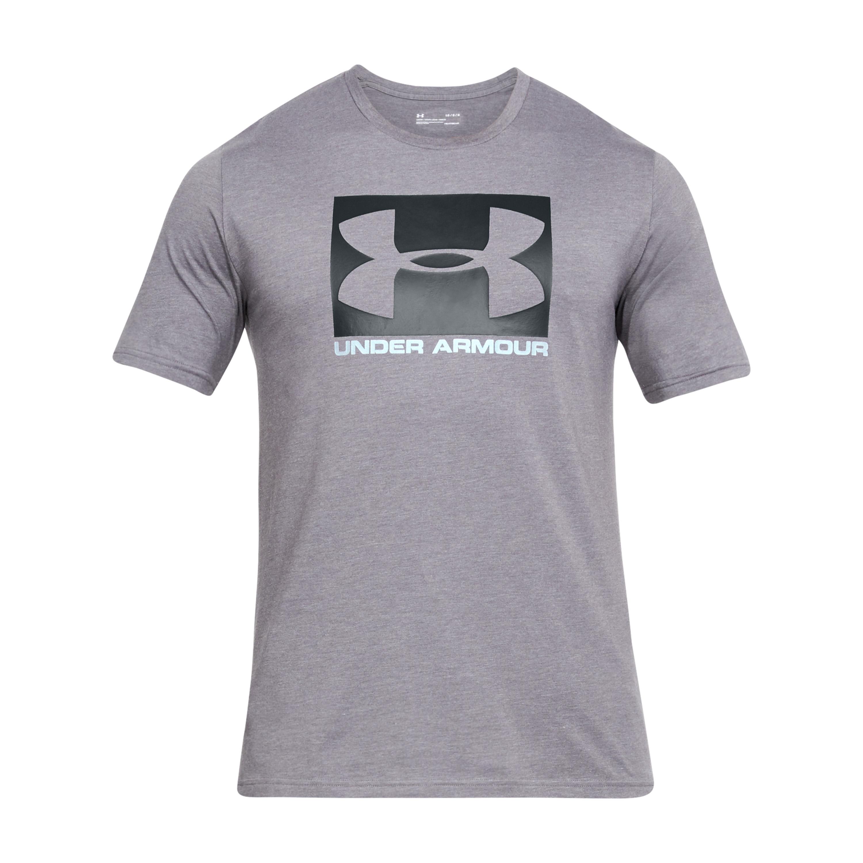 Under Armour Shirt Boxed Sportstyle grau