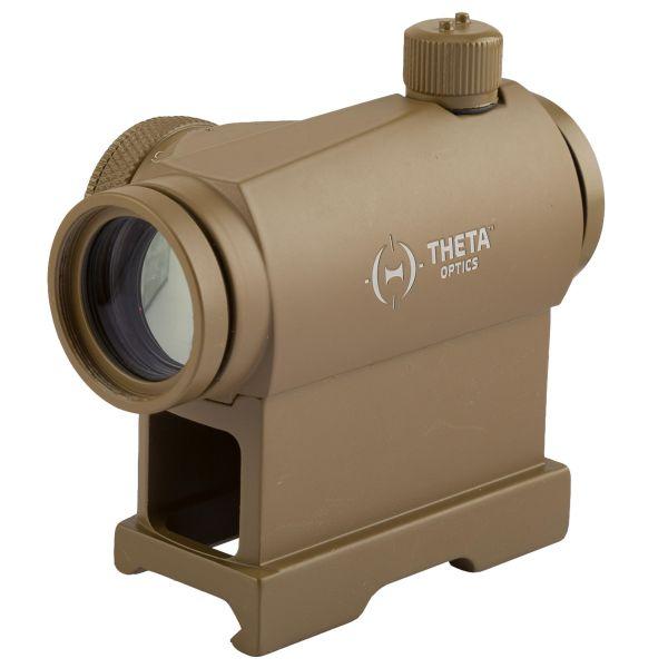 THO Zieloptik Compact III Reflex Red Dot Sight tan