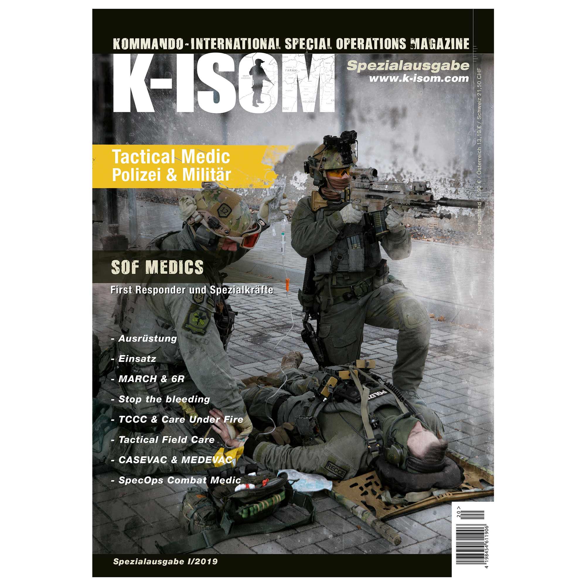 Kommando Magazin K-ISOM Spezialausgabe I/2019