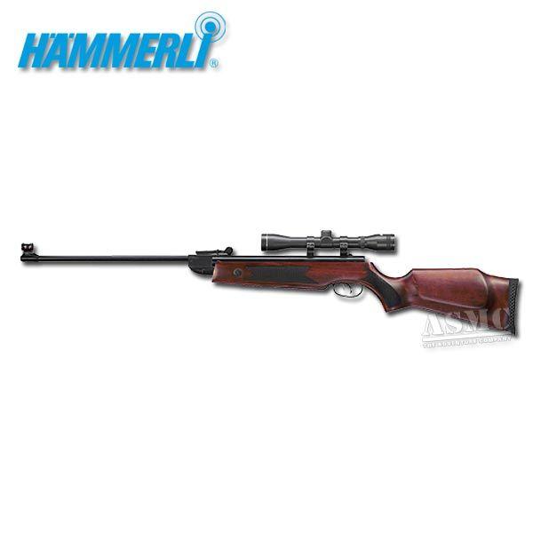 Luftgewehr Hämmerli Hunter Force 750 Combo