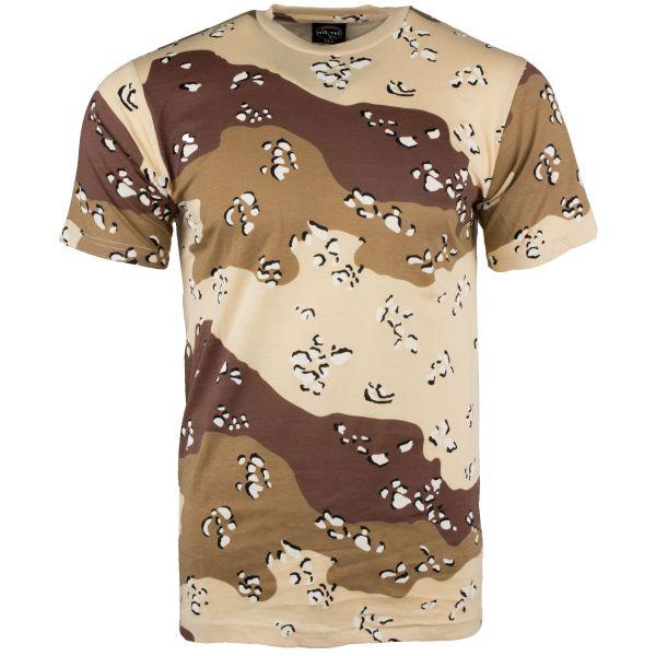 T-Shirt desert 6-color