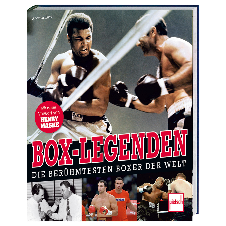 Buch Box-Legenden - Die berühmtesten Boxer der Welt