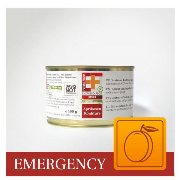 EF Emergency Food Aprikosen Konfitüre