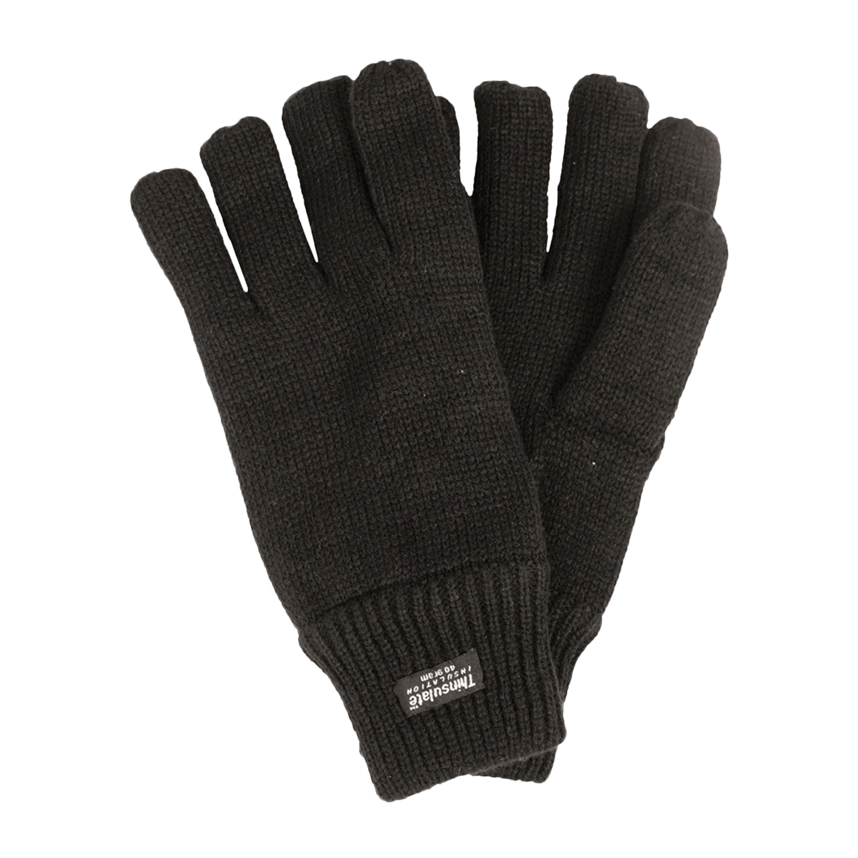Handschuhe Thinsulate schwarz