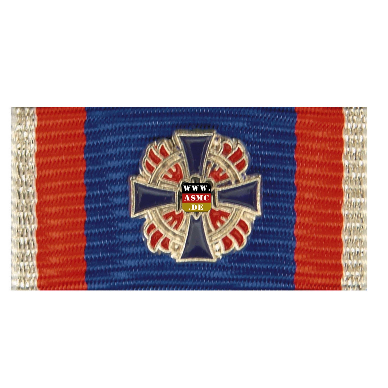 Ordensspange Feuerwehr Ehrenkreuz silber
