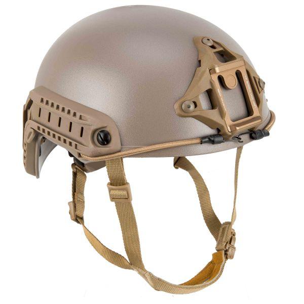 FMA Helm Ballistic High Cut XP M/L dark earth