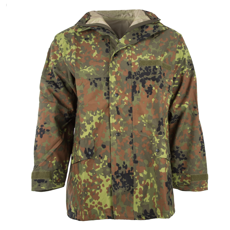 Regen Nässeschutz Anzug BW Nässeschutzanzug GORE-TEX Jacke oder Hose atmungsakti