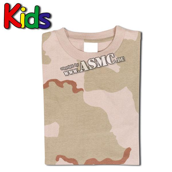 Kinder T-Shirt desert