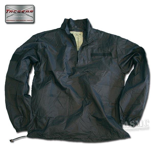 Windshirt TacGear schwarz