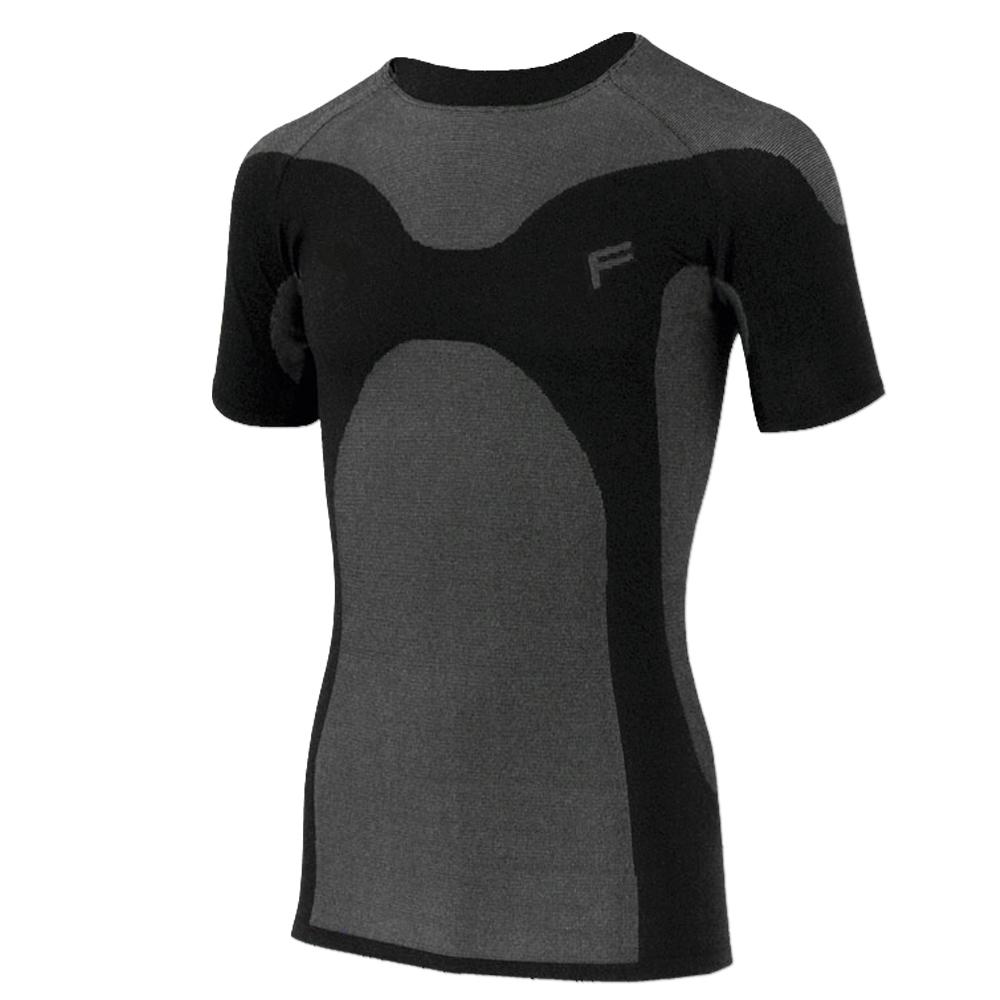T-Shirt F UL70 schwarz