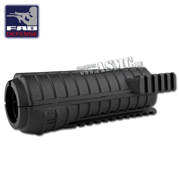 FAB Defense Handguard Polymer Rail M4