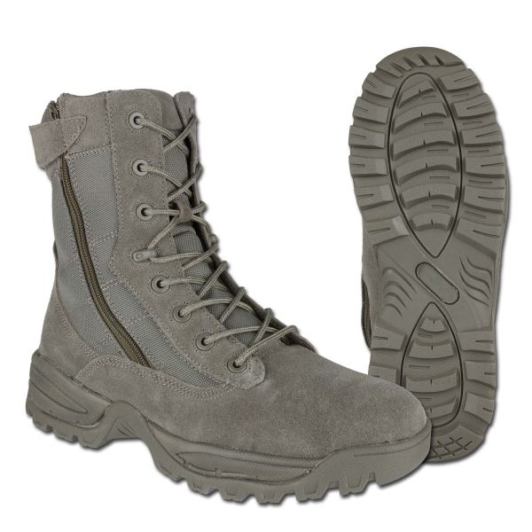 Tactical Boots Two-Zip Mil-Tec foliage