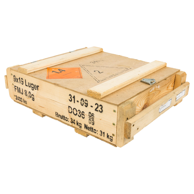 Aufbewahrungskiste Holz gebraucht