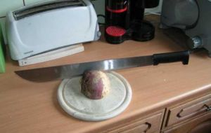 Der praktische Küchenhelfer! ;)