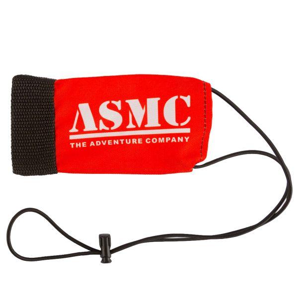 ASMC Laufsocke für Airsoft Gewehre rot