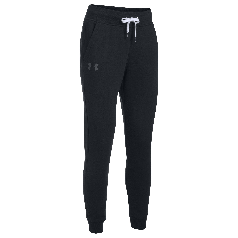 Under Armour Women Jogginghose Favorite Fleece schwarz