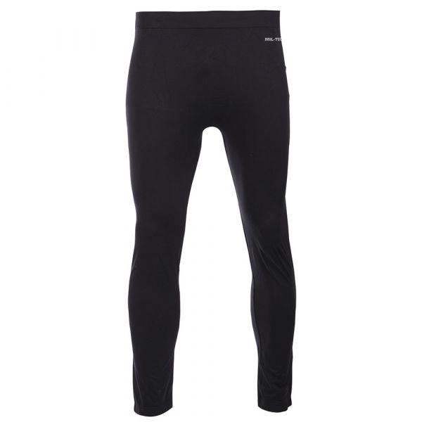Mil-Tec Unterhose lang Sports schwarz