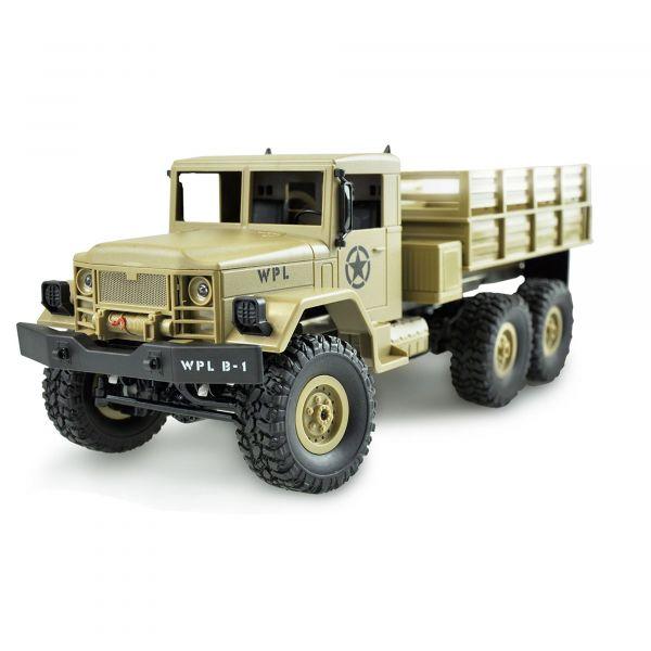 Amewi RC U.S. Militärtruck 6WD sandfarben