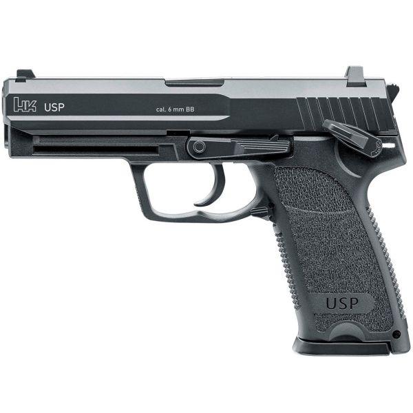 Heckler Koch Airsoft Pistole HK USP 1.0 J CO2 Schwarz