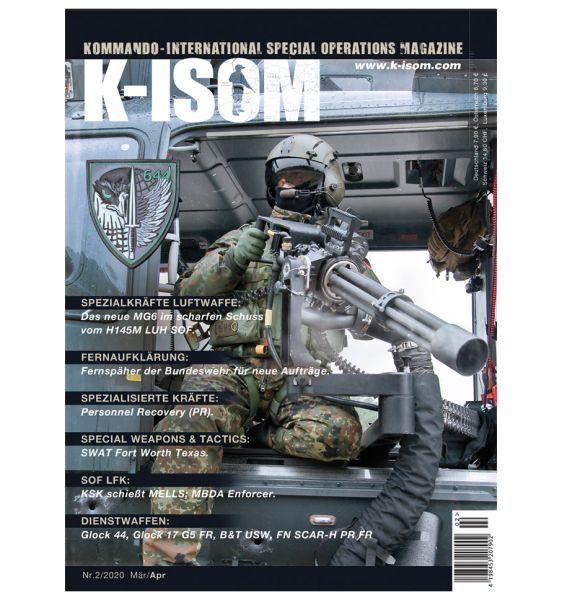 Kommando Magazin K-ISOM Ausgabe 02-2020