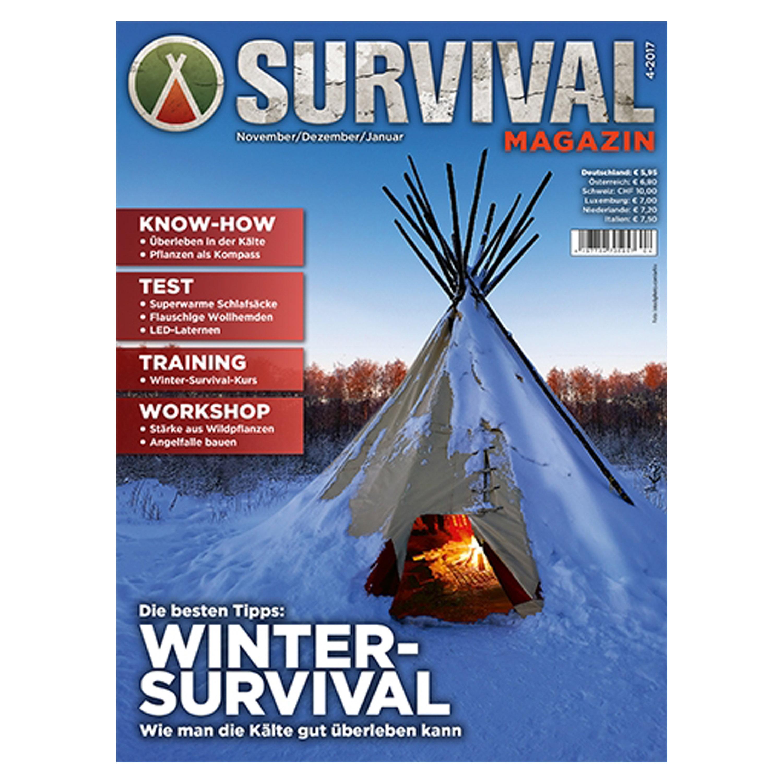 Survival Magazin 04/2017