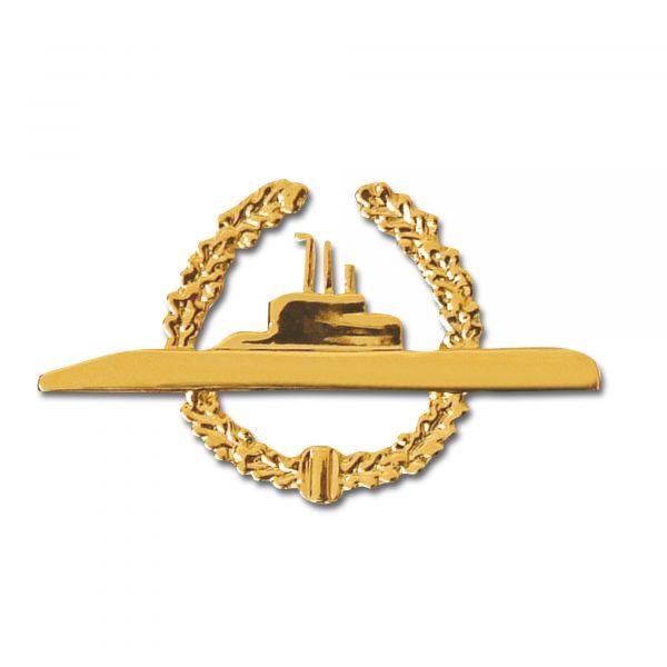 Abzeichen U-Boot Metall