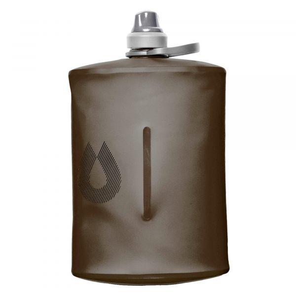 HydraPak Faltflasche Stow 1 L mammoth grey