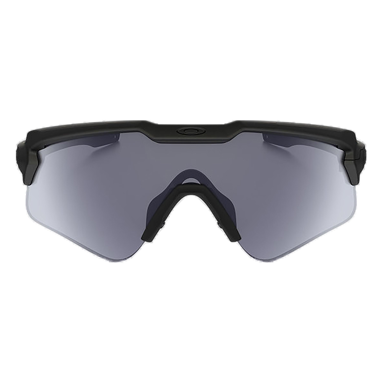 Oakley Sonnenbrille SI Ballistic M Frame Alpha matt schwarz/grau