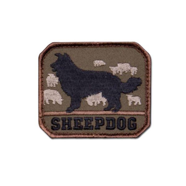 MilSpecMonkey Patch Sheepdog forest