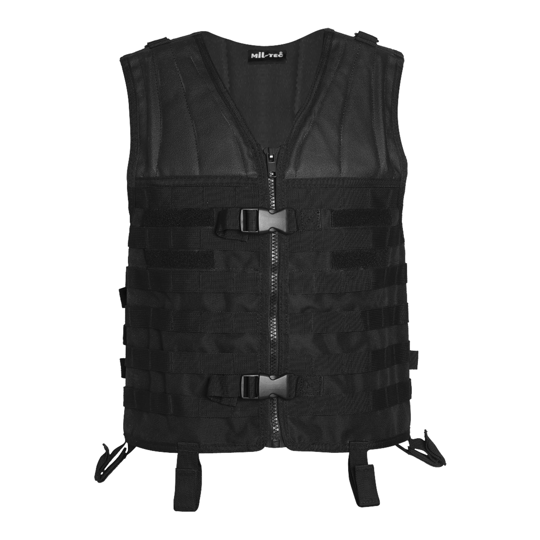 online retailer e4c86 9c7eb Weste Mil-Tec Molle Carrier schwarz
