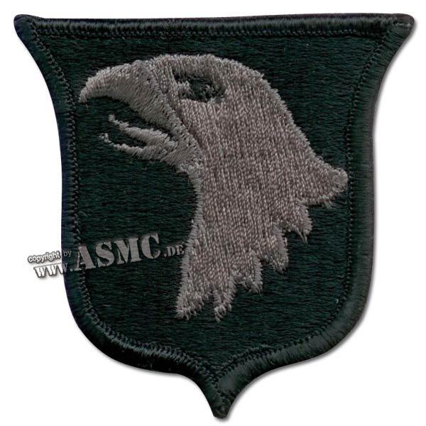 Abzeichen US Textil 101st Airborne ACU