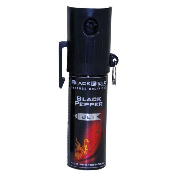 Pfefferspray Black Pepper Sprühstrahl 15 ml
