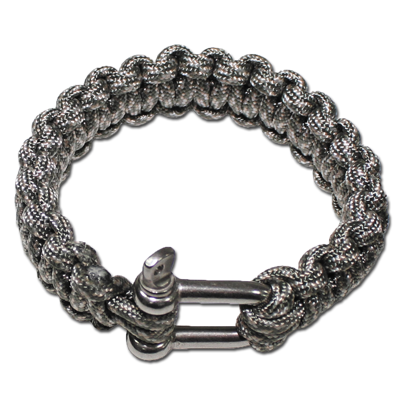 Paracord Bracelet Metallverschluss AT-digital