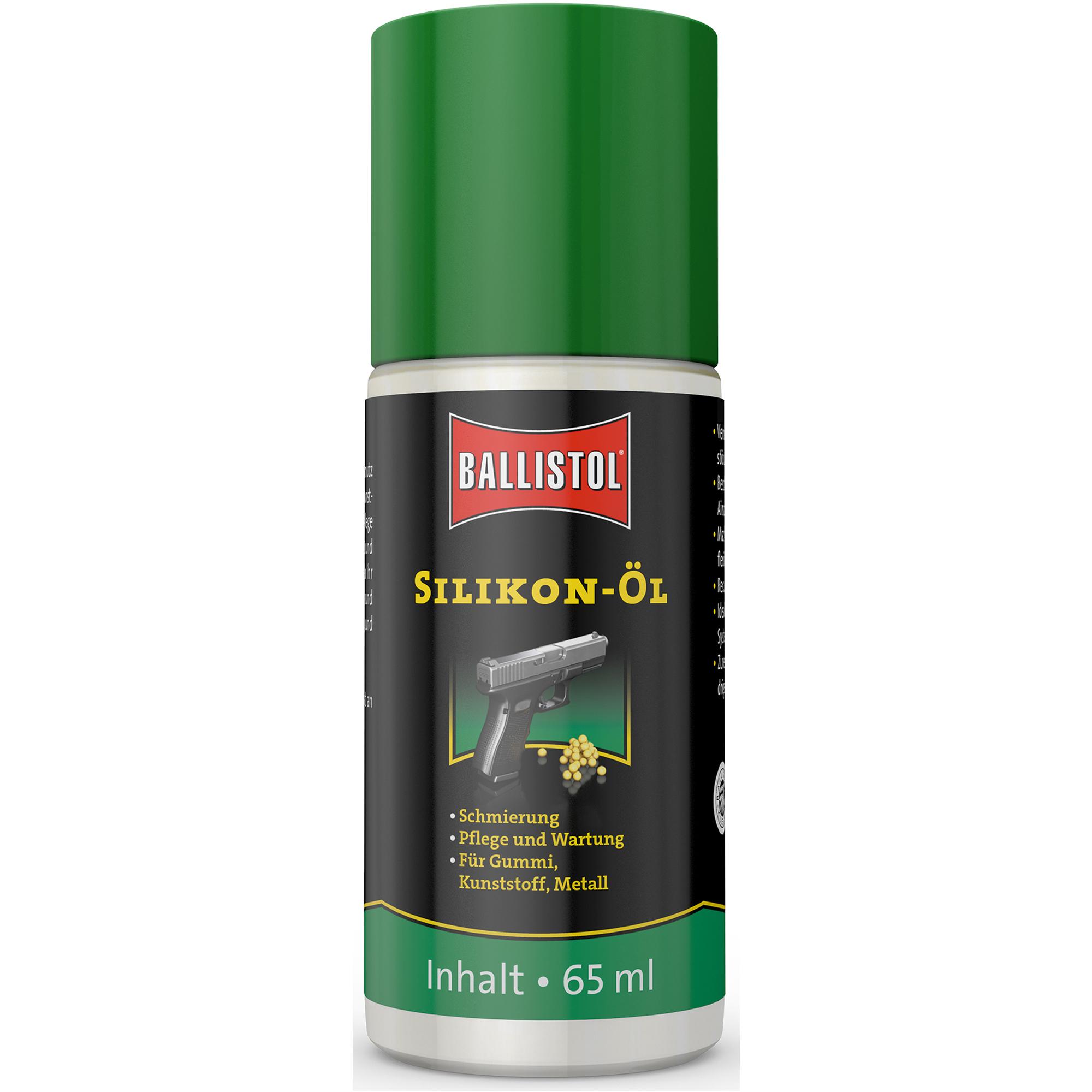 Ballistol Silikon-Öl 65 ml