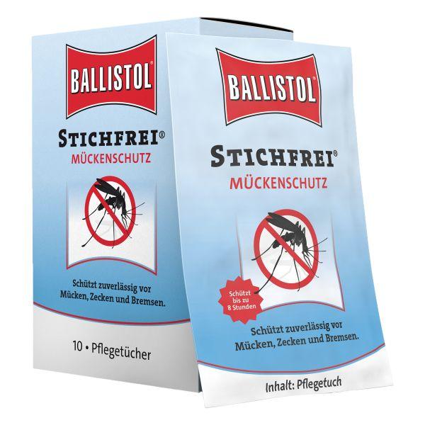 Ballistol Stichfrei Tücher 10er Box