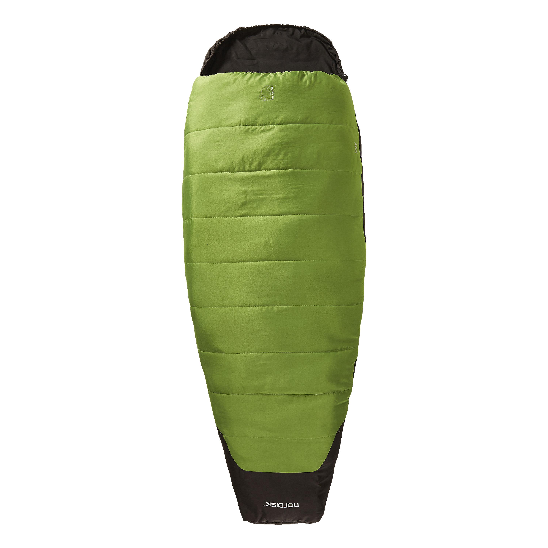 Nordisk Schlafsack Puk Standard L grün schwarz