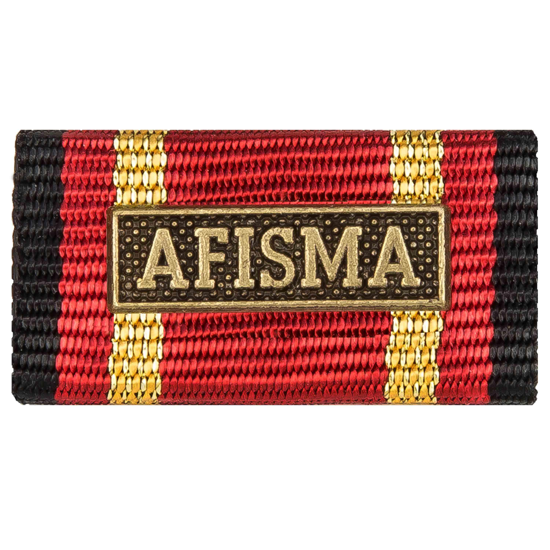 Ordensspange Auslandseinsatz AFISMA Bronze