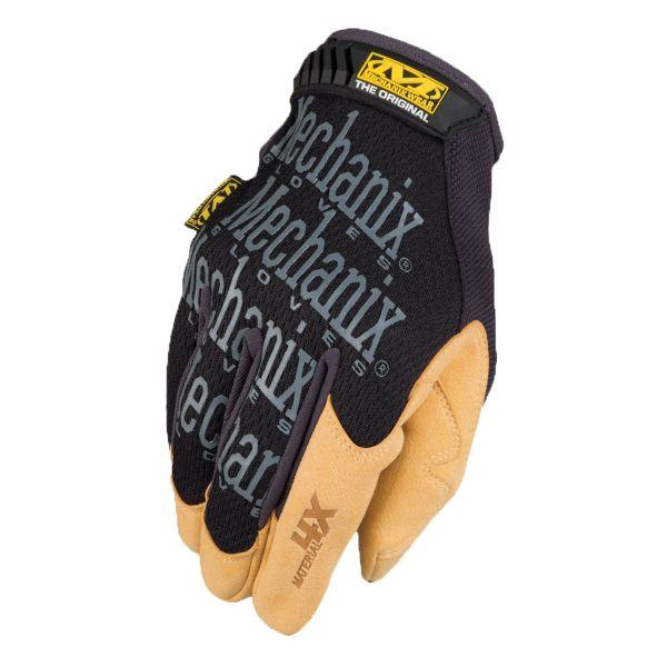 Mechanix Wear Handschuhe Material4x Original schwarz/coyote