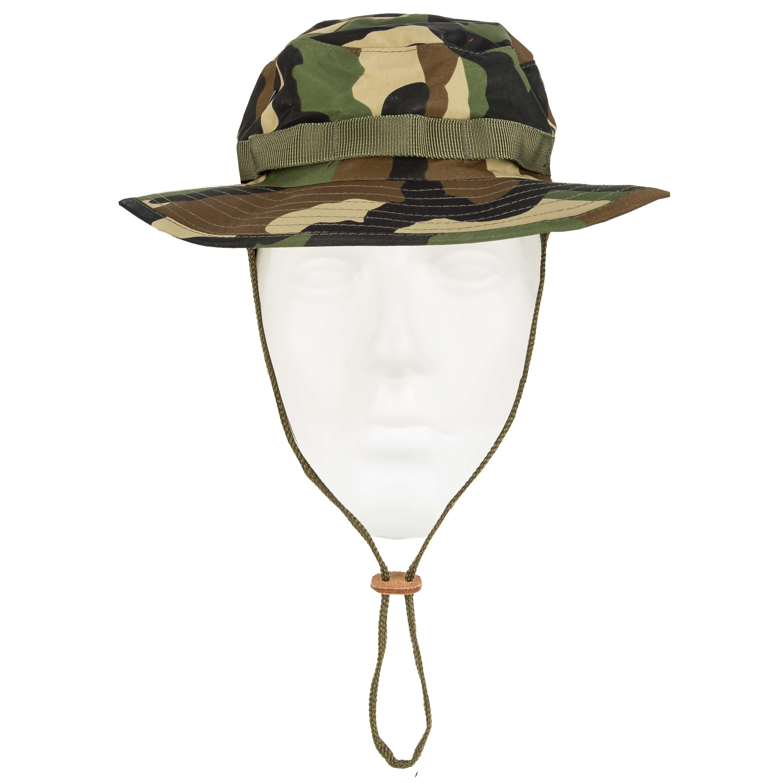 Boonie Hat Trilaminat woodland