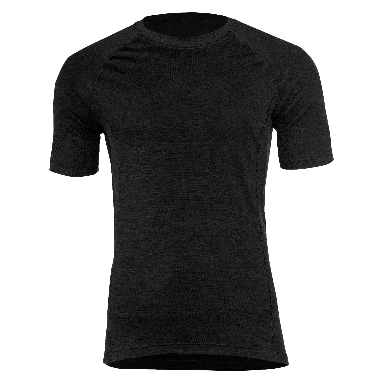 UF Pro Merino Shirt Kurzarm schwarz