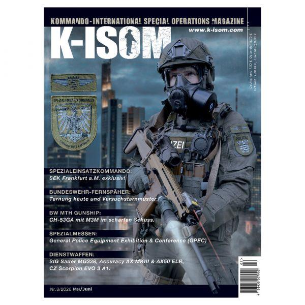 Kommando Magazin K-ISOM Ausgabe 03-2020