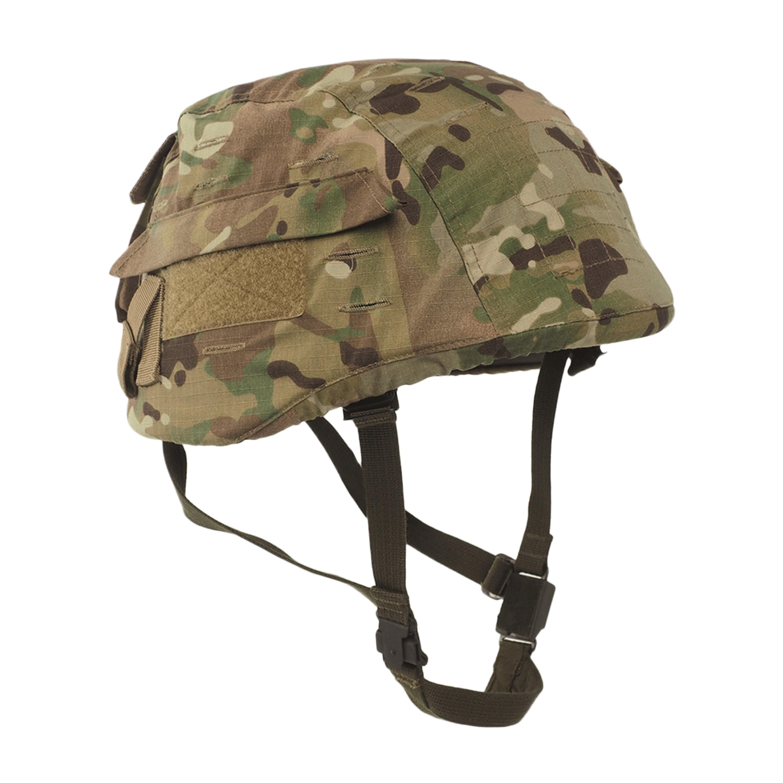 US Helmbezug Mil-Tec Fritz MT-Plus multitarn